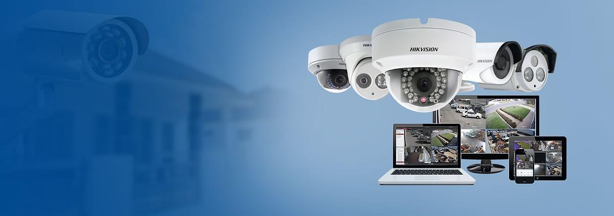 Monitoring, kamery